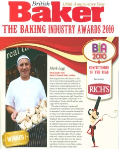 Our Confectioner of the year