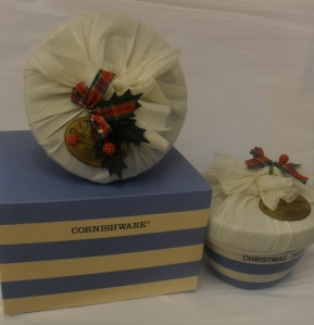 Return of The Cornish Blue Christmas Pudding