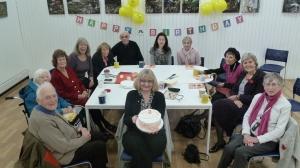 Open Book Group 2nd Birthday Celebration