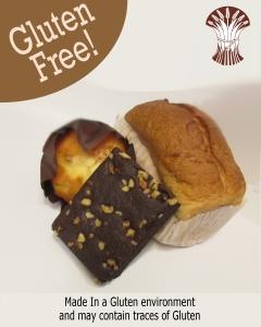 New Gluten Free at Dunn's Bakery!