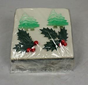 christmas slab cake