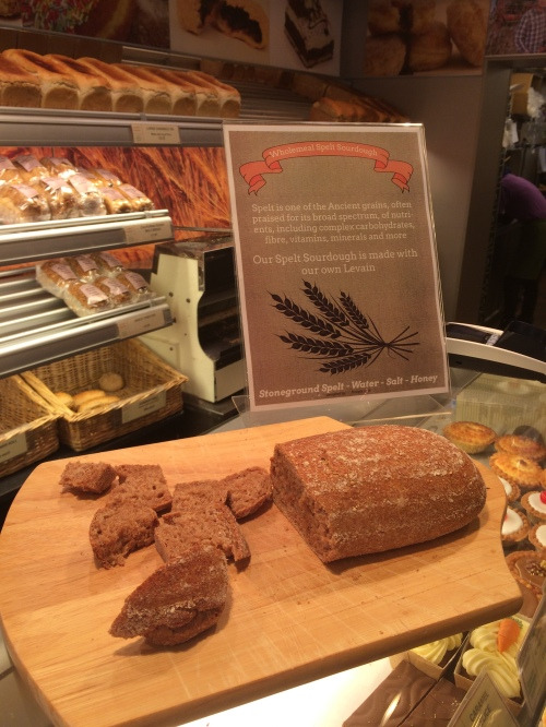 Dunn's Bakery, Wholemeal Spelt Sourdough Bread