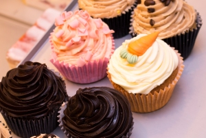 Dunn's Bakery Flavoured Cupcakes